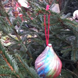 Weihnachtsbastelei