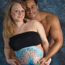 Lemgo Bellypainting